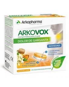 Arkovox Dolor de Garganta