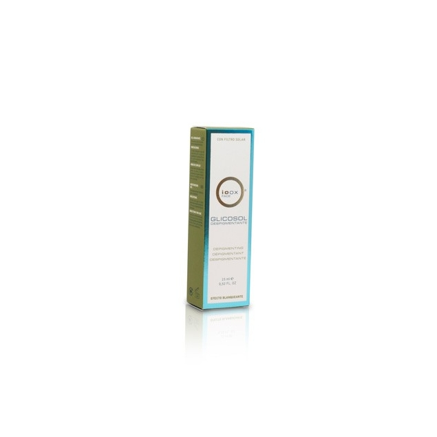IOOX Glicosol Despigmentante 15 ml.