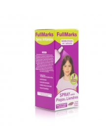 Fullmarks 150ml Spray Piojos y Liendres