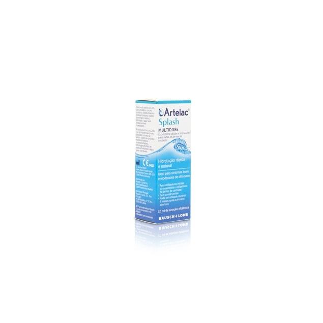 Artelac Splash Multidosis Sol. Oftal. 10ml