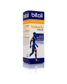 Hialsorb Cold Crema Antiinflamatoria Masaje Deportivo Tubo 100 ml