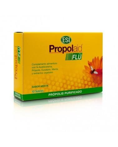 Propolaid FLU Própolis Purificado 295 mg 10 sobres
