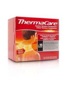 Thermacare Parches Térmicos Terapéuticos Cuello Hombro 6 uds