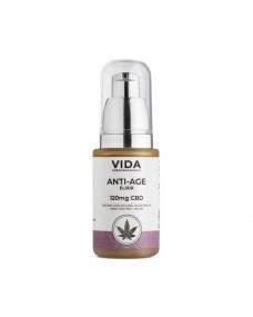 Elixir Facial Antiedad CBD Bio 30ml Pura Vida