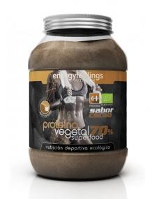 proteina vegetal organica 70 cacao 1500gr