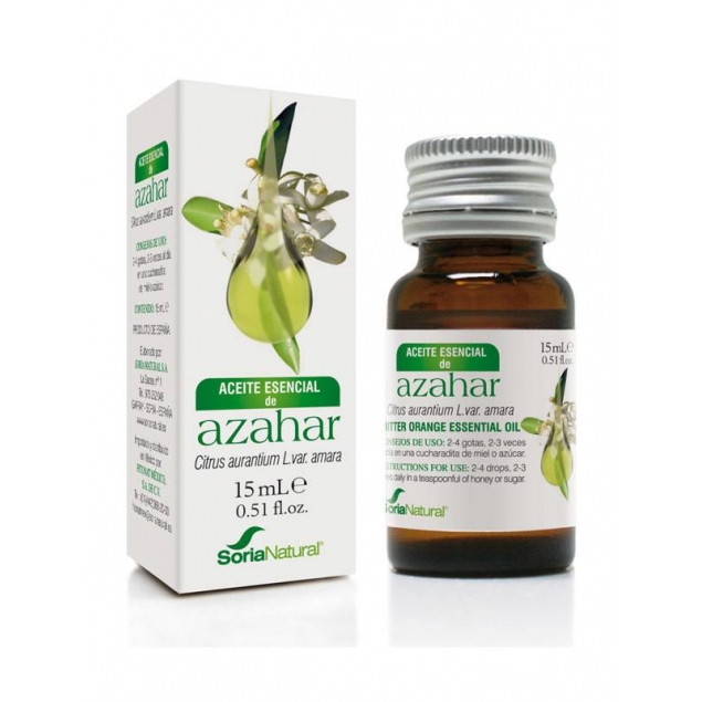 aceite esencial de azahar 15 ml