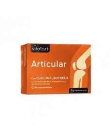 Vitalart Articular Complemento Alimenticio Mantenimiento y Confort de las articulaciones 60 comprimidos