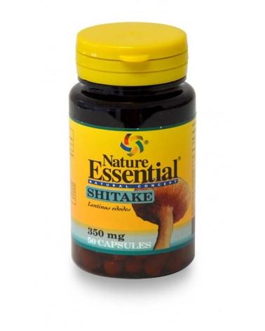 ne shitake micelio 350 mg 50cap