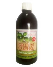 sbelten cafe verde green coffee liquido 500ml
