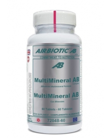 multimineral ab complex 60 tabs