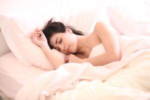 El descanso como una ayuda para perder peso.