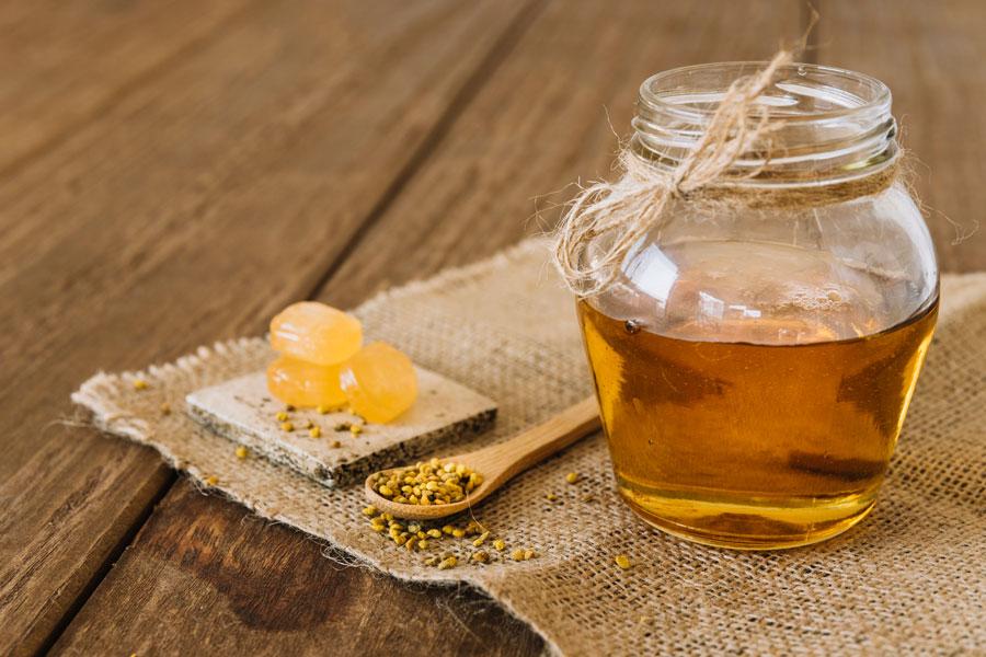 Edulcorantes alternativas al azúcar: miel