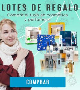 Consigue tus packs lotes regalo de cosmética y perfumería en kirebeauty